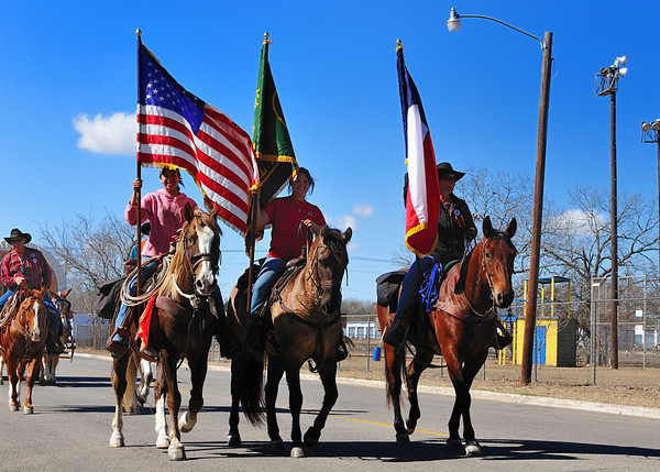 Trail Riders - San Antonio Stock Show & Rodeo