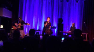 Train - Calling All Angels - Fine Line Music Cafe - Minneapolis