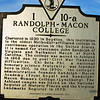 With the relocation of Randolph Macon College to Ashland in 1868, the town evolved from a railroad resort to a small college town.