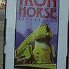 IRON HORSE RESTURANT: <br /> For 17 years, Iron Horse has served fine food and drink at the corner of the busiest rail line in the East.