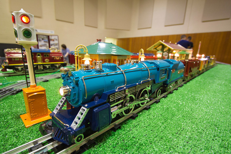 "If you Google the word ""gleaming"" a photo of this locomotive surely has to come up.  This model is stunning."