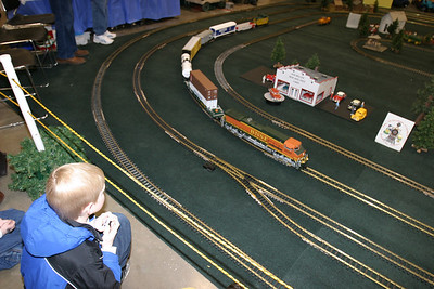 2-16-2006 Train Show
