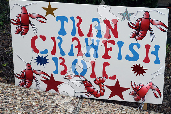 Tran Crawfish Boil