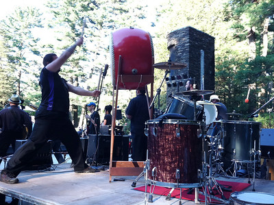 Taiko drummer  in AstroBeast