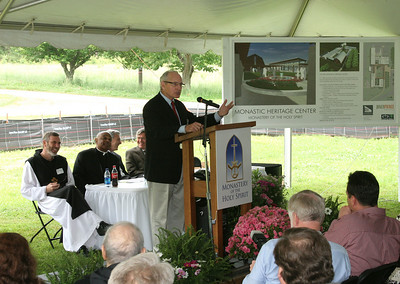 Vince Dooley, co-chair of the Monastery Capital Campaign Leadership Committee, shares some monastery stories, as well as some stories from his days as head football coach at the University of Georgia, Athens. One particular story centered on a game in which the University of Notre Dame was the opponent.  (Page 12, May 27, 2010 issue)