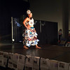 UAlbany students create beautiful designs at the annual Trashion Fashion Show.
