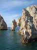 The famous arches at the tip of Baja California - Cabo San Lucas - Mexico