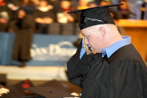 Travis College Graduation 2015