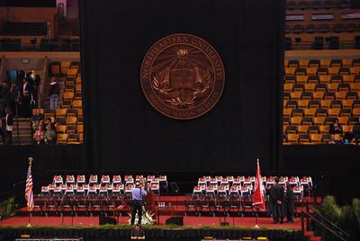Trav's Graduation from Northeastern