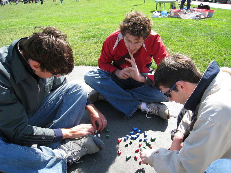 Assembling the Duboce Triangle.