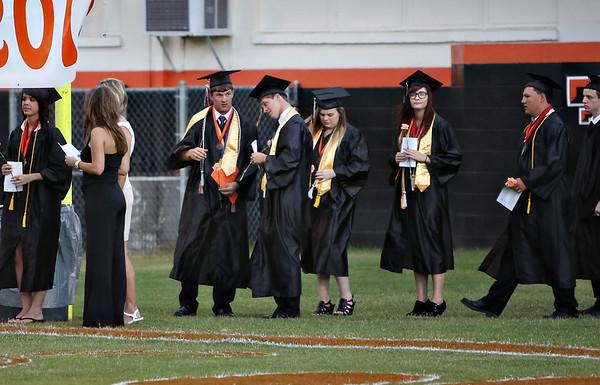 Trenton High School Graduation 2013