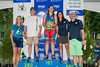 Events from day 2 of Trifest for MS concluded Saturday evening with the Super Sprint Triathlon at Memorial Park, Bentonville.