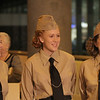 """""""The Andrews Sisters"""", courtesy First in Flight Entertainment.  A perfect touch."""