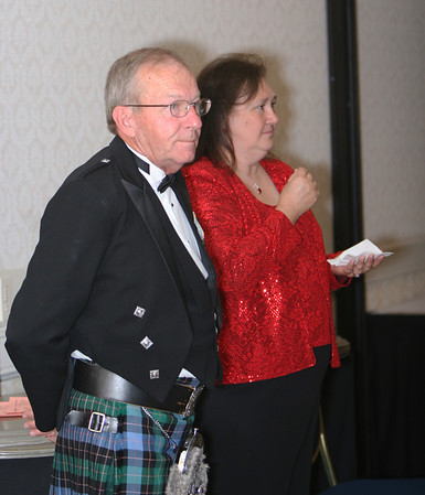Triad Highlanders Ceilidh, Airport Marriott