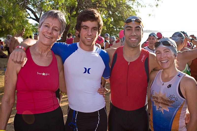 20090712 Couples Triathlon - 030