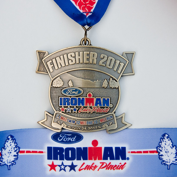 IMLP Finisher's Medal