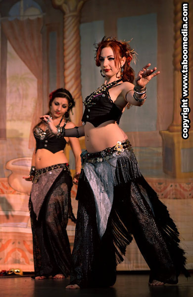 Orchid Belly Dance