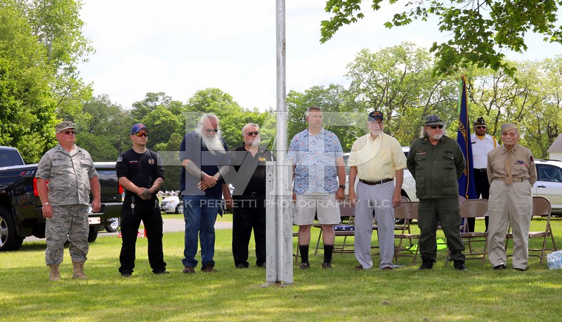 War Veterans to be honored at the Memorial Event