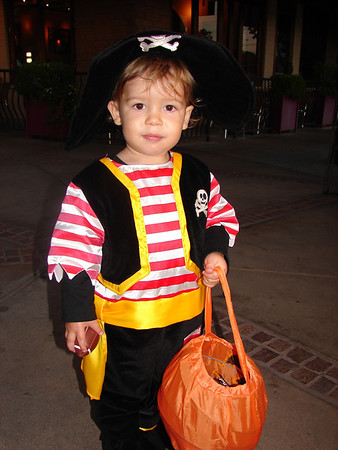 Trick-or-Treat on India Street 2007
