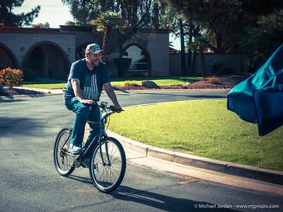 Bikes for Trump