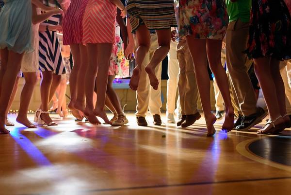 Trinity School Sixth Grade Celebration