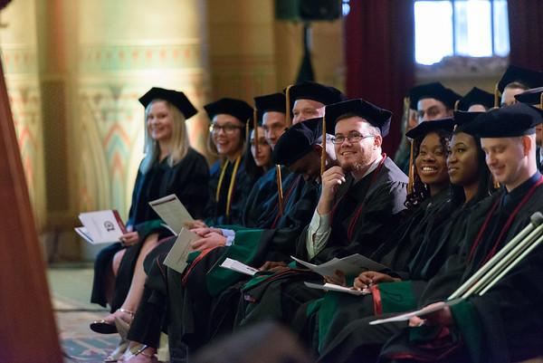 Trinity School of Medicine Graduation