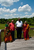 Mr and Mrs Murthy with my folks