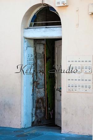 Apt Door