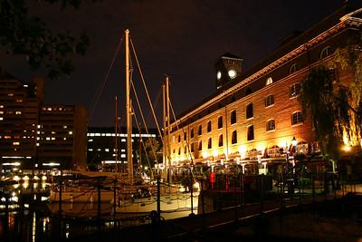 St.Catherine's Dock