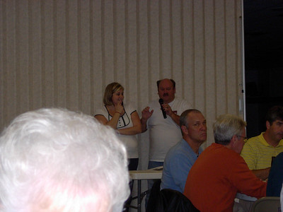 Trivia Night in St. Martins 2009