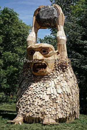 Troll Hunt Morton Arboretum 2018