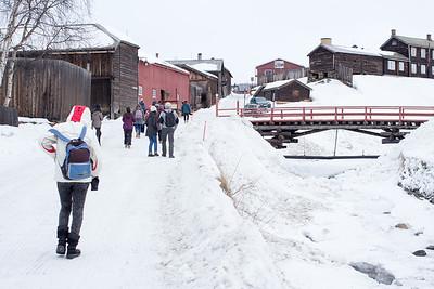 Trondheim Winter Week 2015