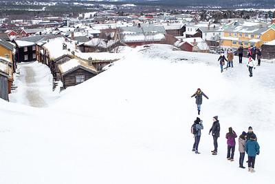 Trondheim Winter Week 2015