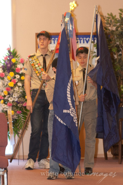 Troop 542 - Eagle Ceremony