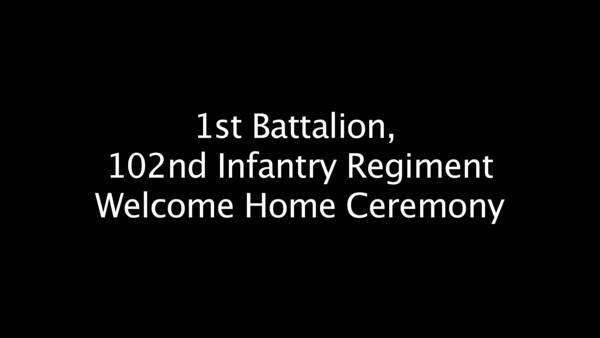 1st Battalion, 102nd Infantry Regiment