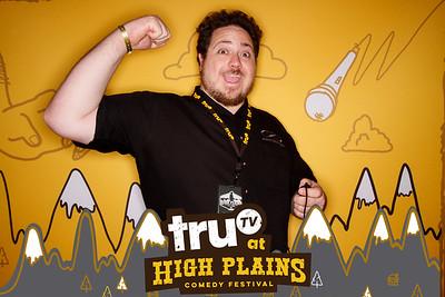 TruTV @ High Plains Comedy Festival 08.25-8.27.16