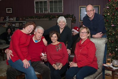 Trudy's Christmas Party 2016