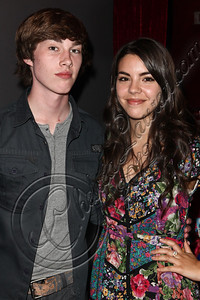 HOLLYWOOD, CA - JUNE 02:  Actors Noah Crawford (L) and Samantha Boscarino attend Truheart Events' 1st Annual Wonderland Suite benefiting Children's Hospital Los Angeles at Tru Hollywood on June 2, 2012 in Hollywood, California.  (Photo by Chelsea Lauren/WireImage)