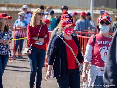 Trump Rally - Goodyear