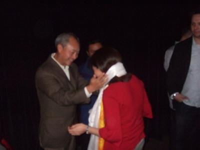 Tsering's pinning ceremony 40