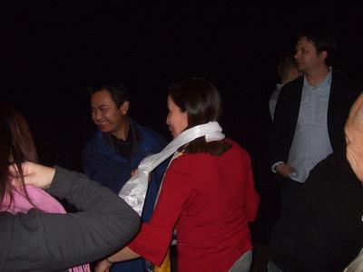 Tsering's pinning ceremony 39