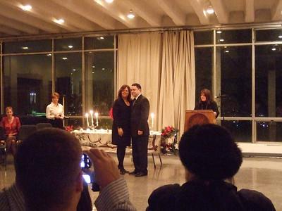 Tsering's pinning ceremony 27