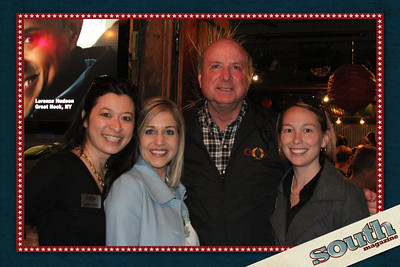 Rachel Foote, Tommy Hester, Christi Rood, Jeanine Thompson of Colony Bank