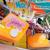 Don Knight | The Herald Bulletin<br /> Visitors to the 4-H Fair enjoy the midway rides on Tuesday in Alexandria.