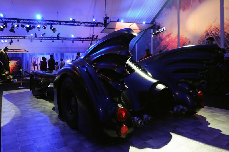 Batmobile from Batman (1989)