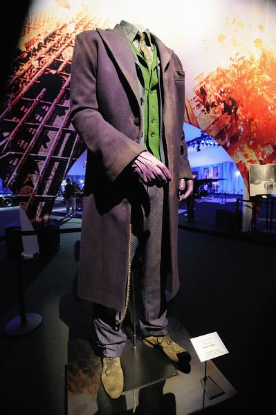 Joker (Heath Ledger) costume from The Dark Knight
