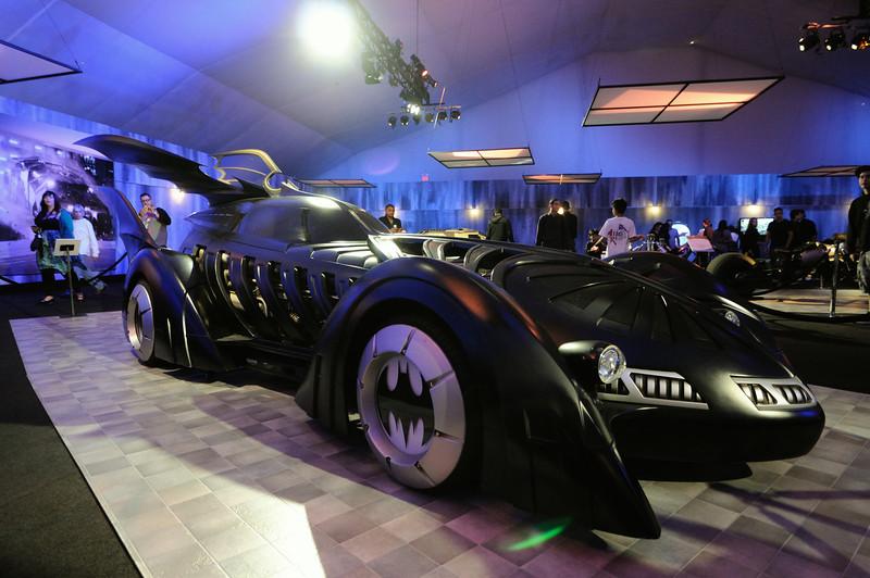 Batmobile from Batman Forever