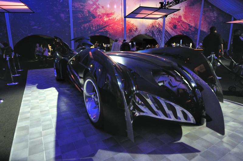 Batmobile from Batman & Robin