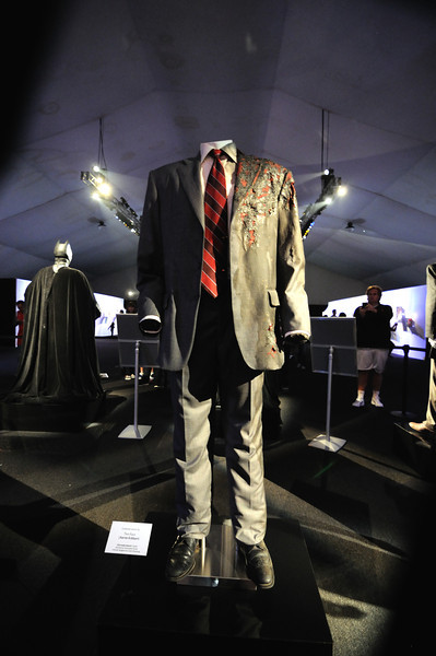 Harvey Dent (Aaron Eckhart) costume from The Dark Knight