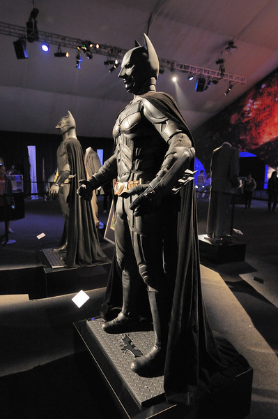 Batman (Christian Bale) costume from The Dark Knight and The Dark Knight Rises